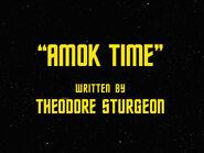 2x05 Amok Time title card
