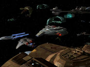 Alpha Quadrant fleet