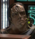 Cardassian war room soldier 1