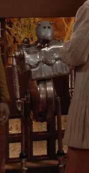 Graves' robot