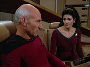 Picard worries about away team