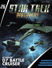 Star Trek Discovery Official Starships Collection issue 26