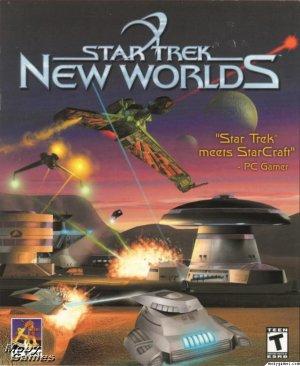 Star Trek New Worlds cover