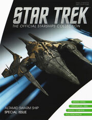 Star Trek Official Starships Collection issue SP9