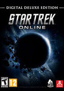 Star Trek Online digital deluxe edition cover