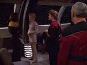 Trauerfeier für Janeway