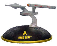Westland Giftware USS Enterprise Lighted Figurine