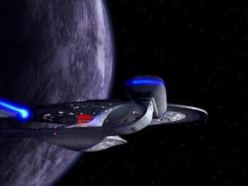 Alpha Onias III from orbit