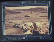 Andrei Novakovich und Rose Kumagawa auf dem Mars