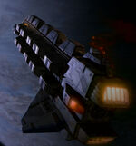 Cardassian transport