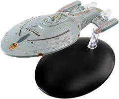 Eaglemoss 6 USS Voyager
