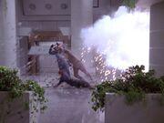 Explosion auf Rutia IV