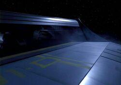 Galaxy class main shuttlebay