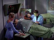 McCoy Sarek Krankenstation