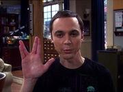 Sheldon verabschiedet sich von seinen Freunden