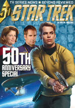 Star Trek Magazine issue 185 cover