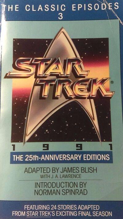 Star Trek The Classic Episodes 3