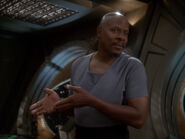 Starfleet uniform undershirt, 2370s