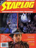 Starlog issue 051 cover