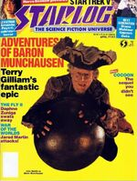 Starlog issue 141 cover