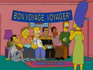 The Simpsons Voyager Party