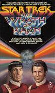 The Wrath of Khan (novel)