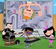 Visor in Phineas und Ferb