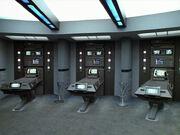 Biobetten an bord der Voyager