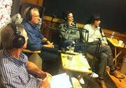 Broken Bow audio commentary recording