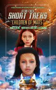 Children of Mars publicity cover