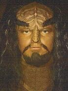 Chuck Borden, Klingon VOY