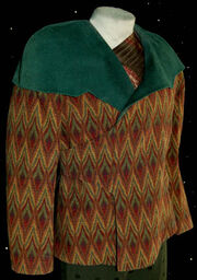 Gelnon costume - It's a Wrap