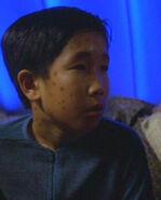 Harry Kim, flashback in 2373