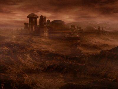 Kolonie Moab IV, Torman V