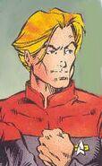 Matth Decker, starfleet academy