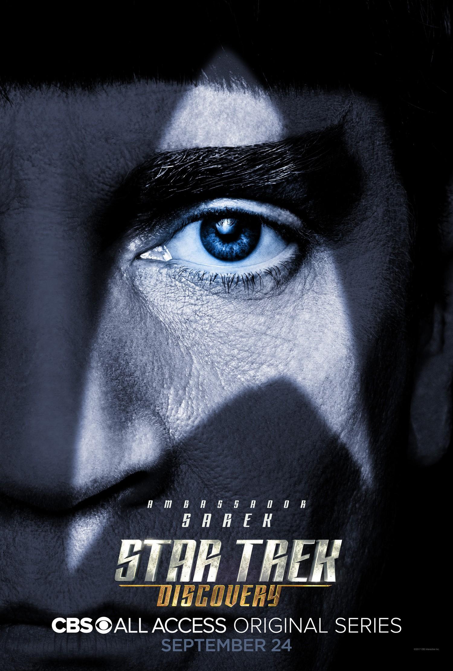 FileStar Trek Discovery Season 1 Sarek Poster
