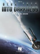 Star Trek Into Darkness (songbook cover)