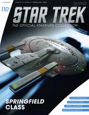 Star Trek Official Starships Collection issue 110