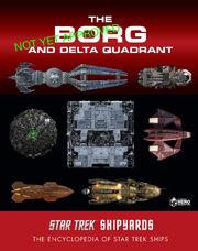 Star Trek Shipyards The Borg and Delta Quadrant cover