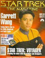 Star Trek The Magazine volume 2 issue 4 cover
