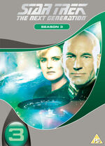 TNG Season 3 DVD-Region 2 new
