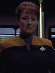 Transportertechnikerin Voyager 2374