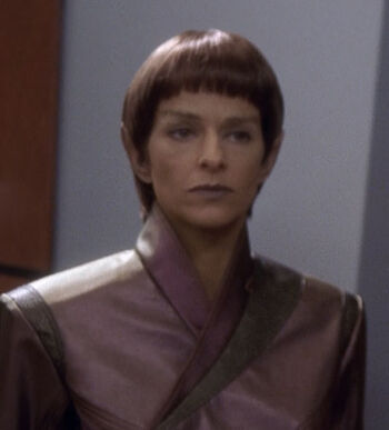 ...as a Vulcan captain