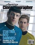 American Cinematographer cover June 2013