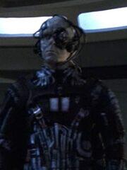 Borg-Drohne entert USS Voyager (2377) 3
