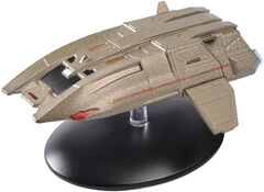 Eaglemoss Argo shuttle