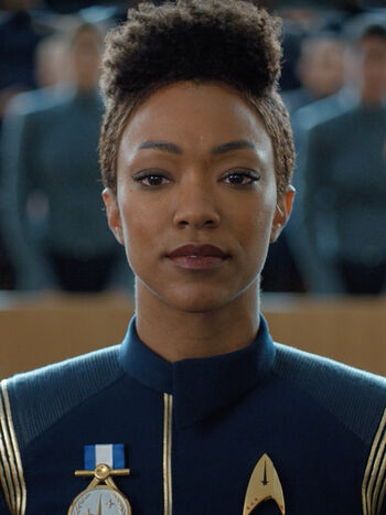 Michael Burnham (2257)