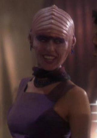 ...as an alien bar patron