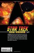 Star Trek New Visions, Vol. 1 back
