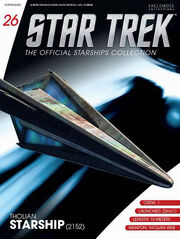 Star Trek Official Starships Collection Issue 26